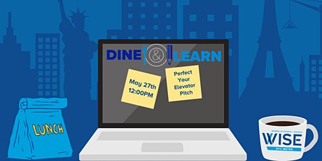 Dine + Learn : Perfecting Your Pitch tickets