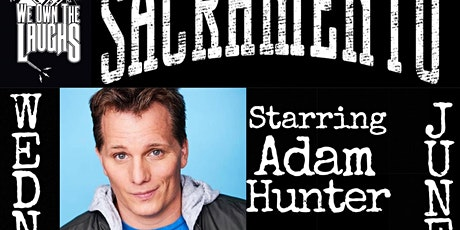 We Own the Laughs starring Adam Hunter tickets