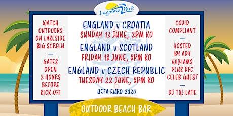 EUROS 2021 @ LAGOONA BEACH BAR tickets