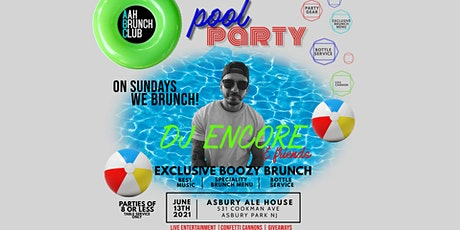 Asbury Brunch Club Presents: Pool Party tickets