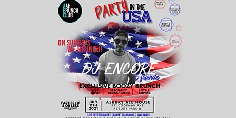 Asbury Brunch Club Presents: Party in the USA tickets