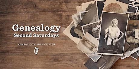 Genealogy Workshop - Irish Resources tickets