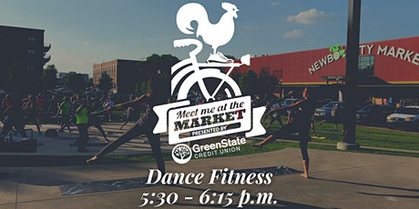 Meet Me at the Market 2021: Dance Fitness tickets
