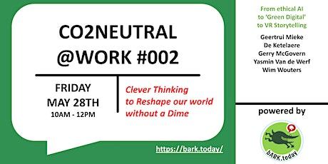 CO2neutral@WORK #002 tickets