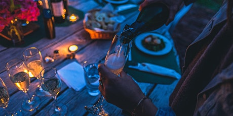 Sip + Pour:  A Candles and Wine Class tickets