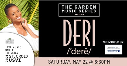 Garden Music Series tickets