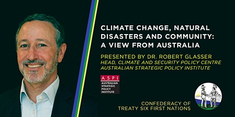 Climate Change, Natural Disasters and Community tickets