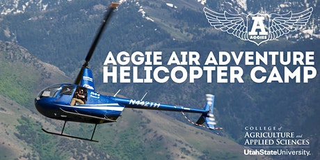 Aggie Air Adventure Helicopter Day Camp - Aug. 10, 2021 tickets