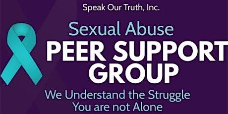Healing Hands Peer Support Group tickets