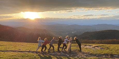 Mountaintop Sunset Yoga Hike tickets