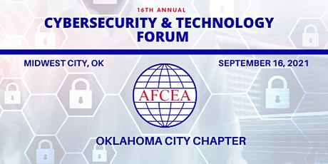 16th Annual AFCEA OKC Cybersecurity & Technology Forum - Rose State College tickets