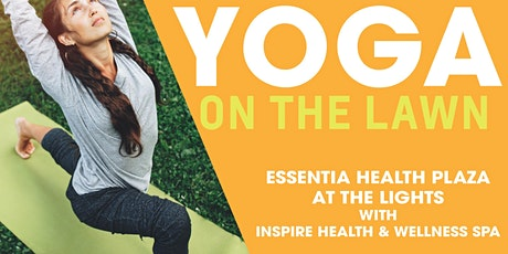 Yoga on the Lawn at The Lights tickets