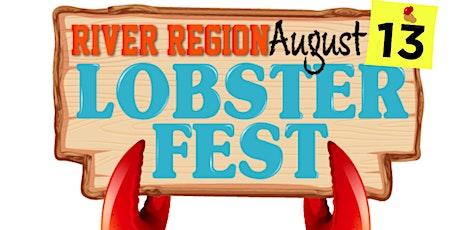 River Region LOBSTER FEST 2021 tickets