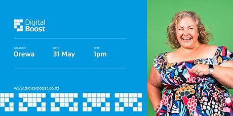 Digital Boost Workshop with Digital Ambassador - Rachel Klaver tickets