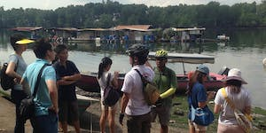 Pedal Ubin with the NUS Toddycats