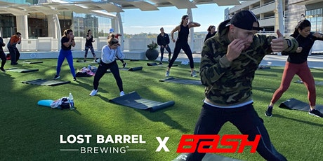 Free BASH BOXING POP UP WORKOUT featuring Senior Coach Nicky tickets