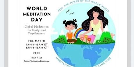 World Meditation Day tickets