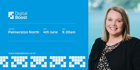 Digital Boost Workshop with Digital Ambassador - Lisa McDonald tickets