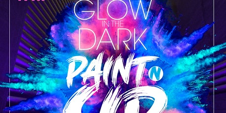 GLOW In The DARK PAINT & SIP (SESSION 1) tickets