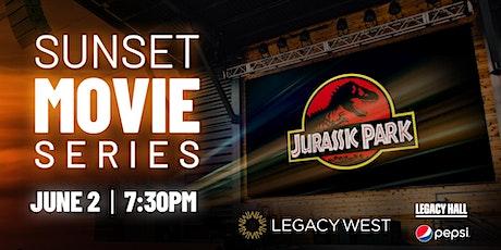 Sunset Movie Series: Jurassic Park tickets