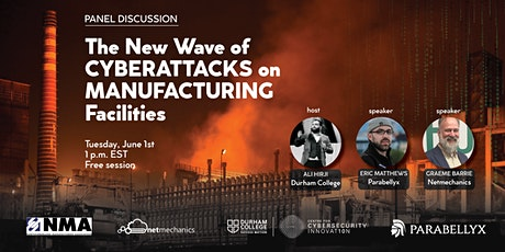 The New Wave of Cyberattacks on Manufacturing Facilities tickets