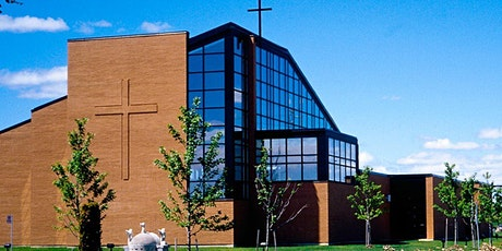 St.Francis Xavier Parish- Sunday Communion Service - May 16, 2021  8 - 9 AM tickets