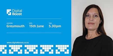 Digital Boost Workshop with Digital Ambassador - Vyvienne Kyle tickets