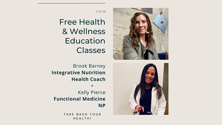 Let's Talk Root Cause Health-GUT HEALTH image