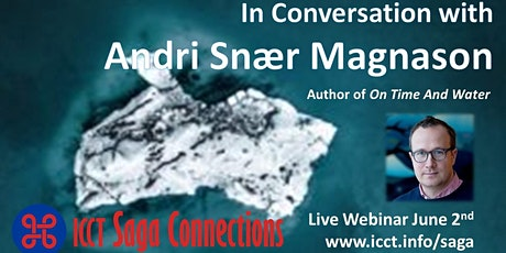 Saga Connections #6 In Conversation with Andri Snaer Magnason tickets