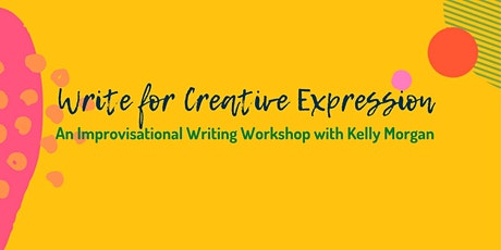 Write for Creative Expression tickets