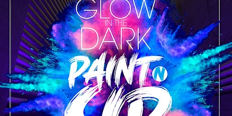 GLOW In The DARK PAINT & SIP (SESSION 2) tickets