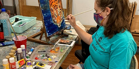 Saturday Painting Workshops: Just Beachy tickets
