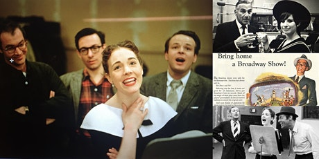 'Broadway to Main Street: Golden Age of the Original Cast Album' Webinar tickets