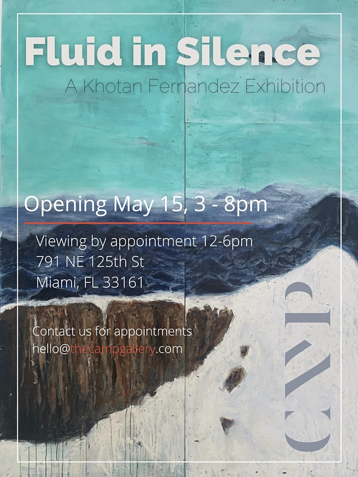 Opening Reception for Khotan: Fluid in Silence image