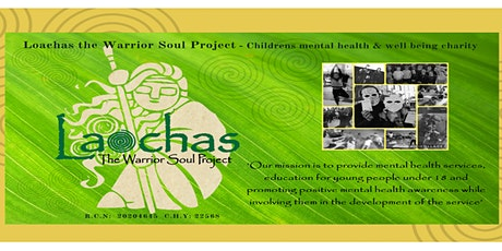 Warrior Soul 13-16 years camp tickets
