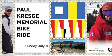 Paul Kresge Memorial Bike Ride tickets