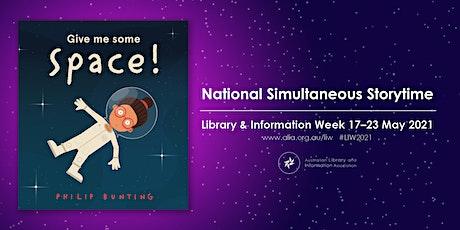 National Simultaneous Storytime - Bundaberg Library tickets