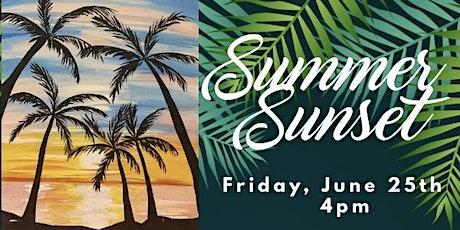 Summer Sunset tickets