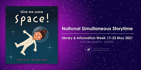 National Simultaneous Storytime - Childers Library tickets