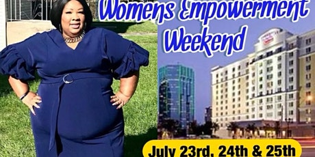 Deidra Dazzling Women's Empowerment Weekend tickets