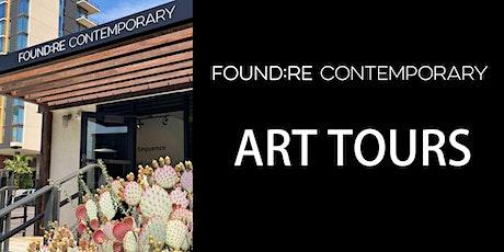 FOUND:RE Art Tour tickets