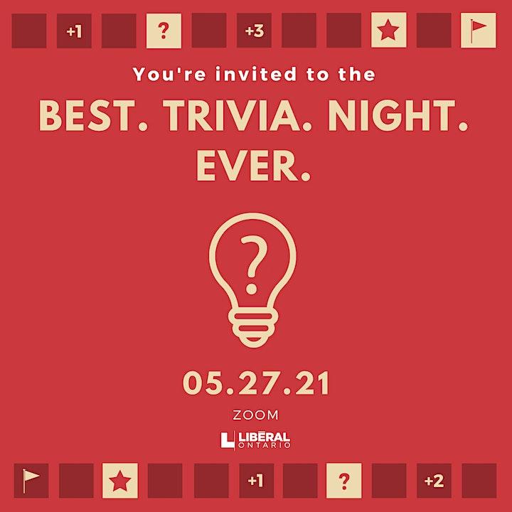 Trivia Night! image