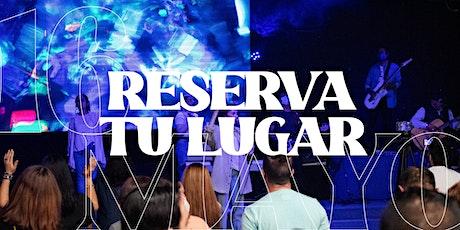 REUNIÓN PRESENCIAL - DOMINGO 16 MAYO boletos