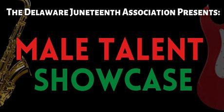 Male Talent Showcase tickets