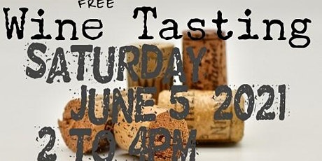 June Wine Tasting tickets