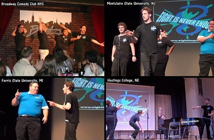 LMAOff-Broadway Improv Comedy Times Square NYC image