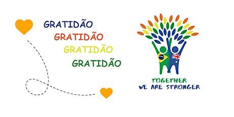 O PODER DA GRATIDÃO - GOLD COAST tickets