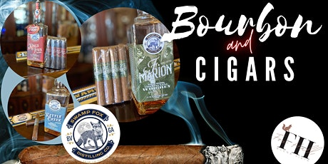 Bourbon and Cigars tickets