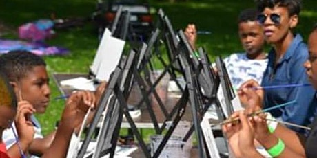 Painting in the Park Family Fun Day 2021 tickets