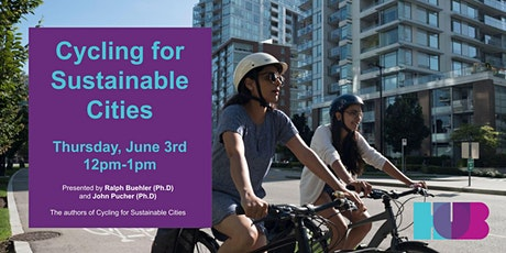 Cycling for Sustainable Cities tickets